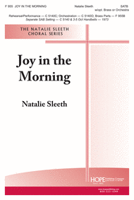 Joy in the Morning Sheet Music by Natalie Sleeth