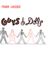 Guys And Dolls - Vocal Score Sheet Music by Frank Loesser