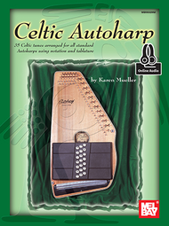 Celtic Autoharp Sheet Music by Karen Mueller