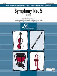 Symphony No. 5 Sheet Music by Peter Ilyich Tchaikovsky