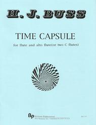 Time Capsule Sheet Music by Howard J. Buss