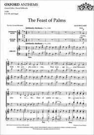 The Feast of Palms Sheet Music by Alan Bullard