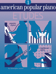 American Popular Piano Etudes - Level 1 Sheet Music by Christopher Norton