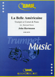 La Belle Americaine Sheet Music by John Hartmann