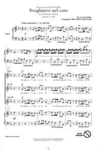 Svegliatevi Nel Core Sheet Music by George Frideric Handel