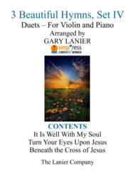 Gary Lanier: 3 BEAUTIFUL HYMNS