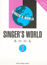 Singer's World book 3 (low voice) Sheet Music by Trinity College London