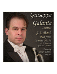 J.S. Bach: Duet from Cantata No. 78 in C Major for 2 Trumpets