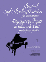 Practical Sight Reading Exercises for Piano Students Sheet Music by Boris Berlin