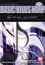 Basic Blues Harp Sheet Music by Phil Duncan