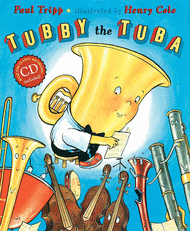 Tubby the Tuba Sheet Music by Paul Tripp