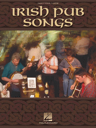 Irish Pub Songs Sheet Music by Various