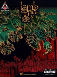 Lamb of God - Ashes of the Wake Sheet Music by Lamb Of God