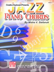 Jazz Piano Chords Sheet Music by Misha V. Stefanuk