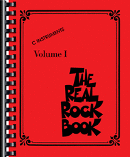 The Real Rock Book - Volume I Sheet Music by Various
