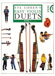 Easy Violin Duets - Book 1 Sheet Music by Eta Cohen