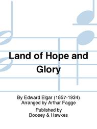 Land of Hope and Glory Sheet Music by Edward Elgar