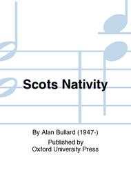 Scots Nativity Sheet Music by Alan Bullard