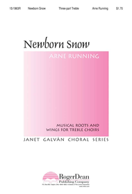 Newborn Snow Sheet Music by Arne Running