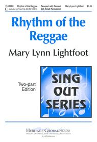 Rhythm of the Reggae Sheet Music by Mary Lynn Lightfoot