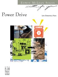 Power Drive (NFMC) Sheet Music by Edwin Mclean