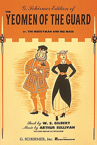 Yeoman of the Guard Sheet Music by W.S. Gilbert