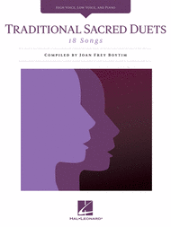 Traditional Sacred Duets Sheet Music by Various
