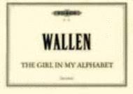 The Girl in My Alphabet Sheet Music by Errollyn Wallen