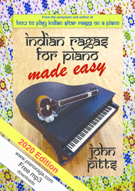 Indian Raags for Piano Made Easy Sheet Music by John Pitts