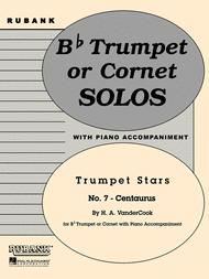 Centaurus (Trumpet Stars No. 7) Sheet Music by H.A. VanderCook