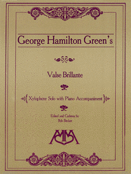 Valse Brillante Sheet Music by George Hamilton Green