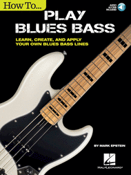 How to Play Blues Bass Sheet Music by Mark Epstein