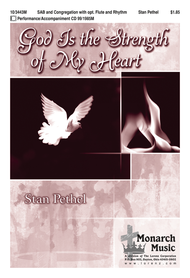 God Is the Strength of My Heart Sheet Music by Stan Pethel