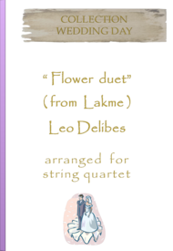Flower duet from Lakme Sheet Music by Leo Delibes
