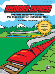 Recorder Express Sheet Music by Artie Almeida