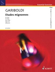 Etudes mignonnes Op. 131 Sheet Music by Giuseppe Gariboldi