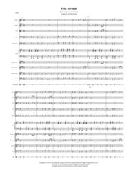 Feliz Navidad for String Orchestra