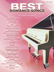 Best Romance Songs Sheet Music by Various