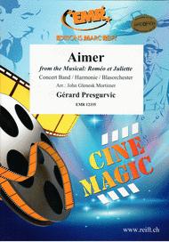 Aimer Sheet Music by Gerard Presgurvic
