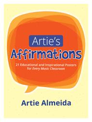 Artie's Affirmations Sheet Music by Artie Almeida