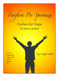 Fanfara per Speranza (Fanfare for Hope) Sheet Music by Craig Cassils