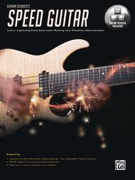 German Schauss's Speed Guitar Sheet Music by German Schauss