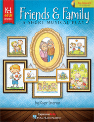 Friends & Family Sheet Music by Roger Emerson