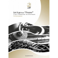 "Let It Go from ""Frozen"" Sheet Music by Anderson-Lopez / Lopez"