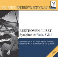 Volume 14-15: Idil Biret Beethoven Sheet Music by Idil Biret