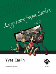 La guitare facon Carlin