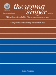 The Young Singer Sheet Music by Edward Purcell
