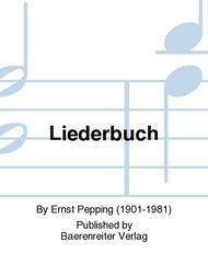 Liederbuch (1945/1946) Sheet Music by Ernst Pepping