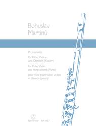 Promenades for Flute