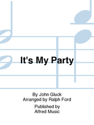 It's My Party Sheet Music by Herb Wiener